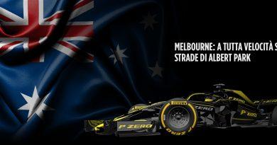 Anteprima Pirelli Gran Premio d'Australia 2019