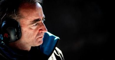 Paddy Lowe Williams