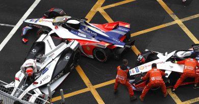 Romain Grosjean Formula E