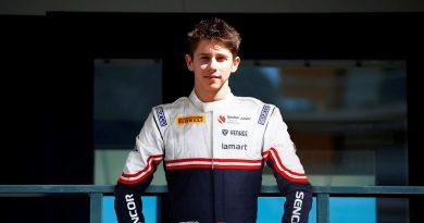 Arthur Leclerc Sauber Junior Team