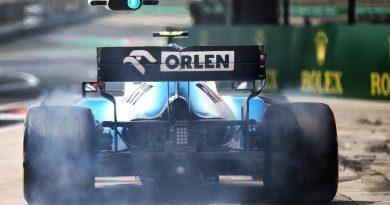 Williams Gran Premio di Cina