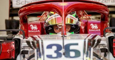 Mick Schumacher Test F1 Bahrain