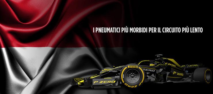Anteprima Pirelli Gran Premio di Monaco 2019