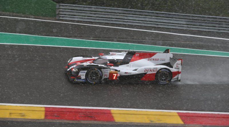 6h di SPA oyota Fernando Alonso Kazuki Nakajima Sebastien Buemi