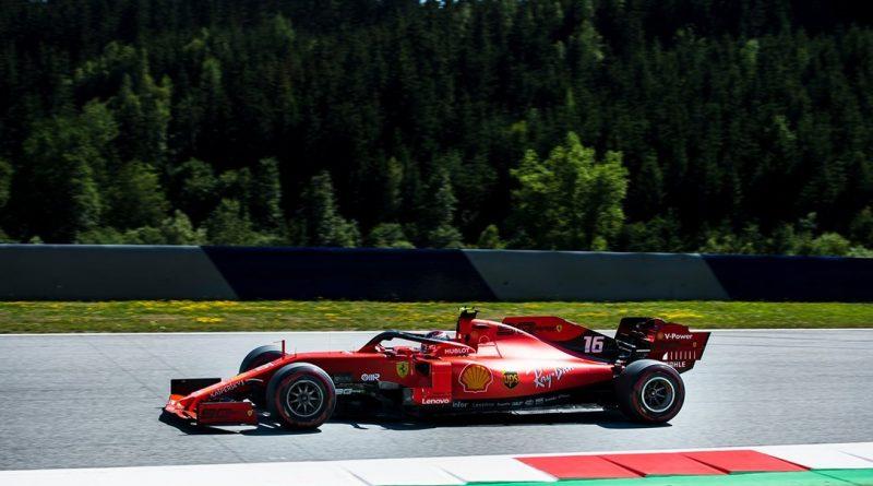 Ferrari GP Russia FP1