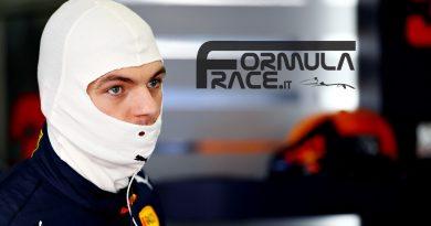 Max Verstappen GP Russia 2019