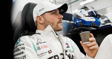 Valtteri Bottas GP Russia