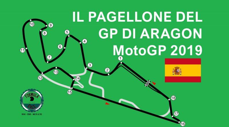 Pagelle Gran Premio Aragon