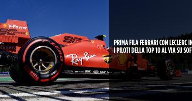 Anteprima Pirelli Gran Premio del Belgio