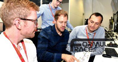 GP Giappone Vettel Ferrari
