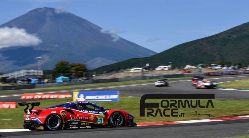 6h Fuji Ferrari