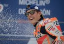 Marc Marquez vince  in Thailandia ed è campione del mondo. Secondo Fabio Quartararo.