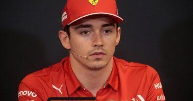 Leclerc GP del Giappone