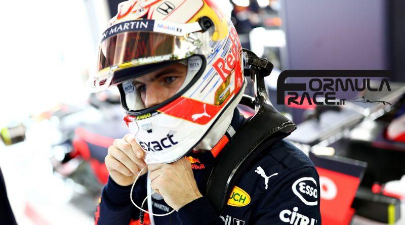 GP Giappone Max Verstappen Red Bull