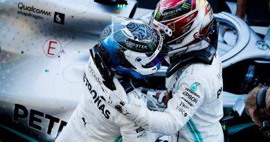 GP Giappone Mercedes