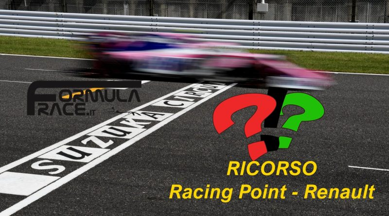 GP Giappone Racing Point