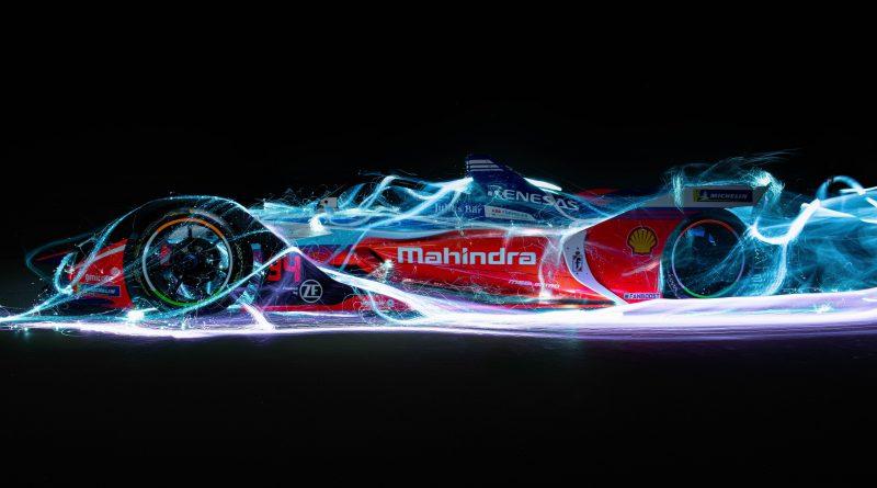 Mahindra Racing Formula E 2019