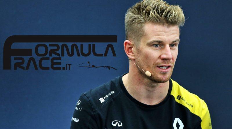 Nico Hulkenberg GP Giappone 2019
