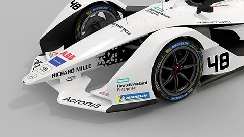 Venturi Mercedes Formula E