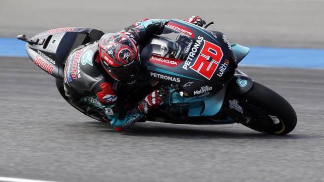 GP Thailandia Quartaro MotoGP